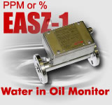 Water in Oil Monitor